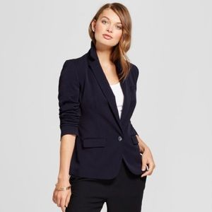 A New Day Women's Bi-Stretch Twill Blazer Jacket